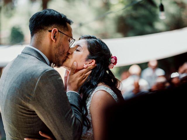 El matrimonio de Bruno  y Belen
