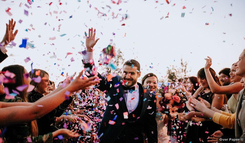 El matrimonio de Javier y Dani en La Reina, Santiago
