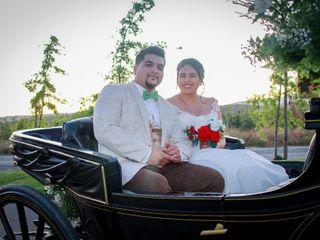 El matrimonio de Florencia  y Eduardo