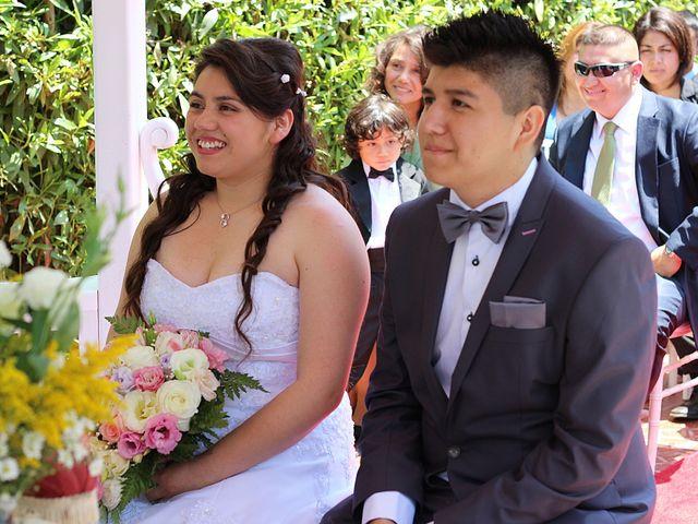 El matrimonio de Tania y Michael