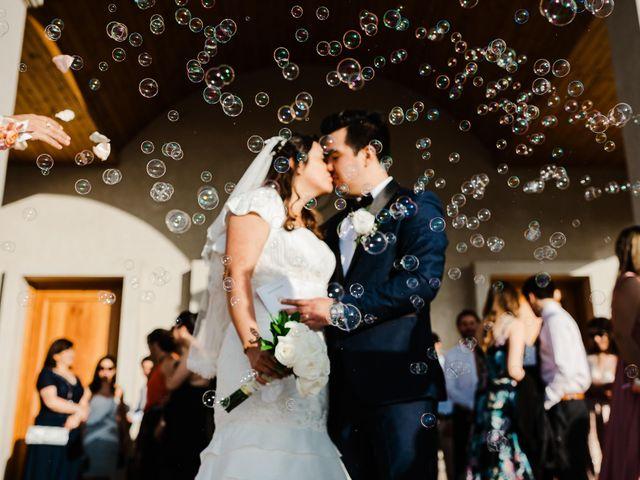 El matrimonio de Paola y Pablo