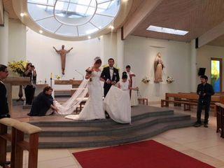 El matrimonio de Pía y Rodolfo 2