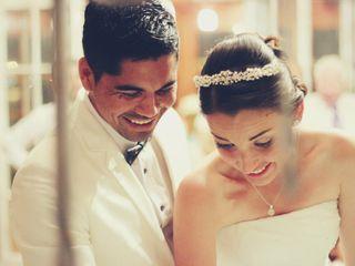 El matrimonio de Graciela y Mauricio