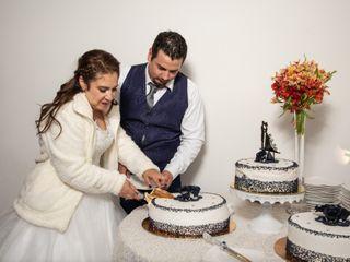 El matrimonio de Yolanda y Jorge