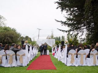 El matrimonio de Cony y Camilo 3