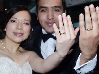 El matrimonio de Cony y Camilo