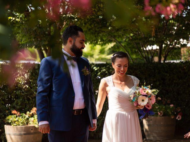 El matrimonio de Nicolas y Daniela en Graneros, Cachapoal 17