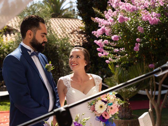 El matrimonio de Nicolas y Daniela en Graneros, Cachapoal 19