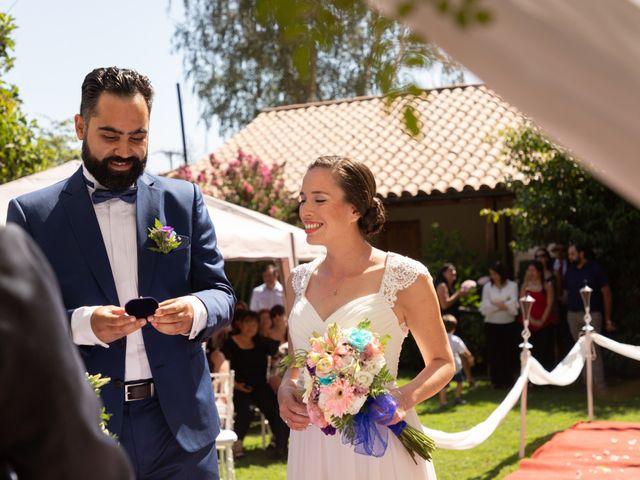 El matrimonio de Nicolas y Daniela en Graneros, Cachapoal 20