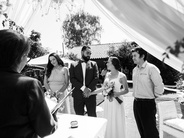 El matrimonio de Nicolas y Daniela en Graneros, Cachapoal 22