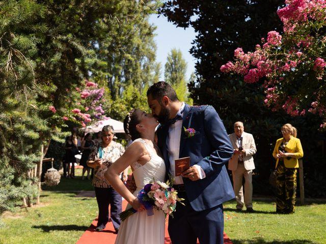 El matrimonio de Nicolas y Daniela en Graneros, Cachapoal 29