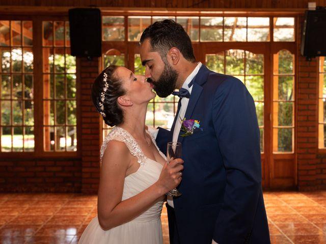 El matrimonio de Nicolas y Daniela en Graneros, Cachapoal 30