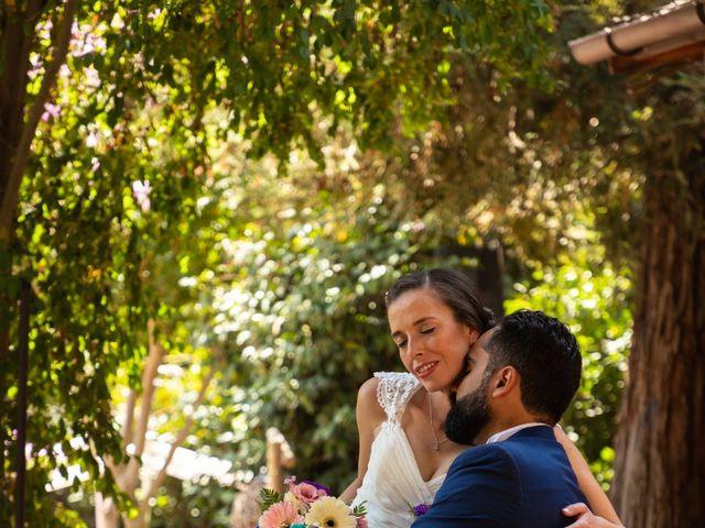 El matrimonio de Nicolas y Daniela en Graneros, Cachapoal 34