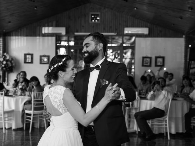 El matrimonio de Nicolas y Daniela en Graneros, Cachapoal 36