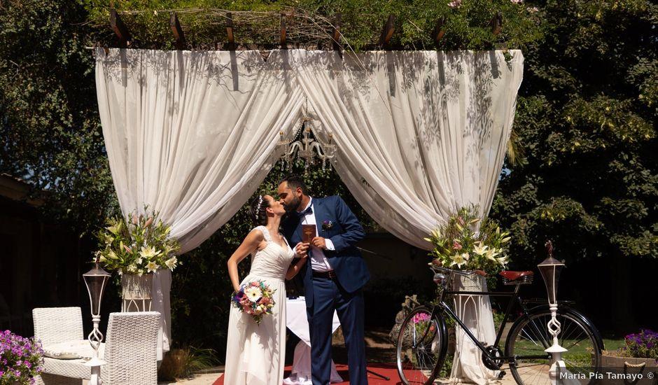 El matrimonio de Nicolas y Daniela en Graneros, Cachapoal