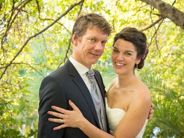El matrimonio de Daniela y Gustavo