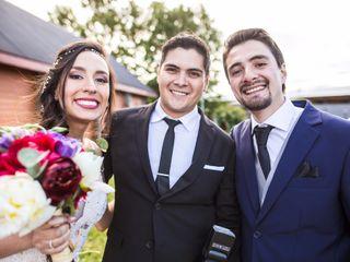 El matrimonio de Leonardo y Camila 2