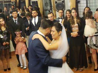 El matrimonio de Francisca y Franco 1
