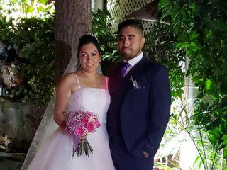 El matrimonio de Francisca y Franco 2