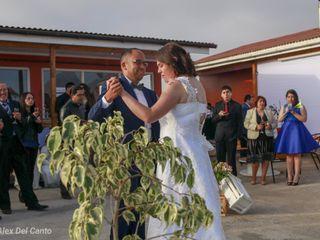 El matrimonio de Aracelly y Sebastián  2