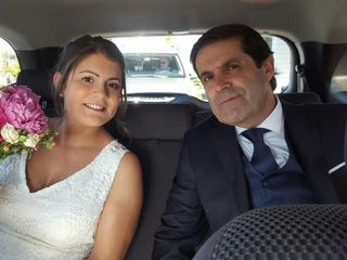 El matrimonio de Francisca y Luciano 1
