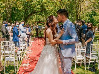 El matrimonio de Valeri y Ricardo