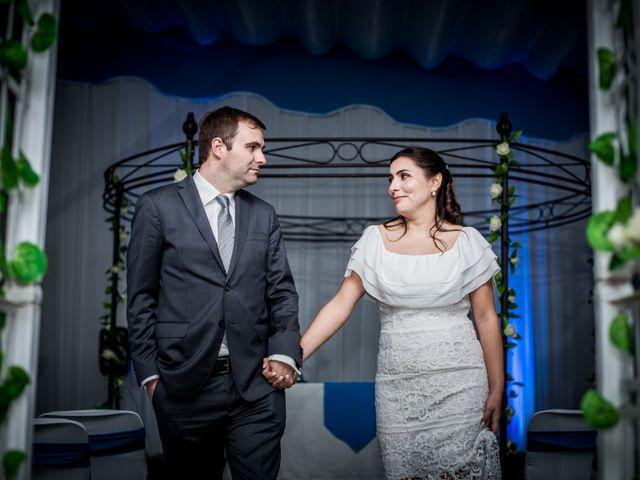 El matrimonio de Daniella y Alejandro