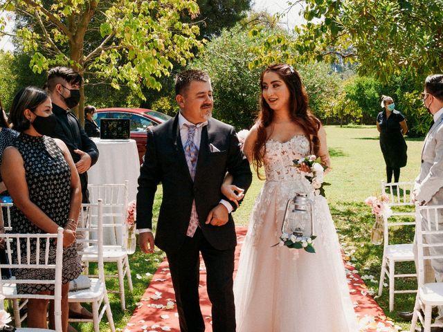 El matrimonio de Ricardo y Valeri en San Bernardo, Maipo 2