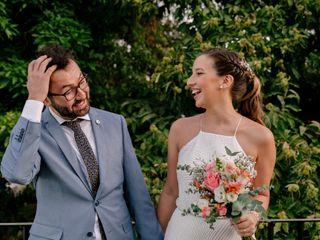 El matrimonio de Felipe y Borislava