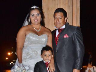 El matrimonio de Sanny y Juan