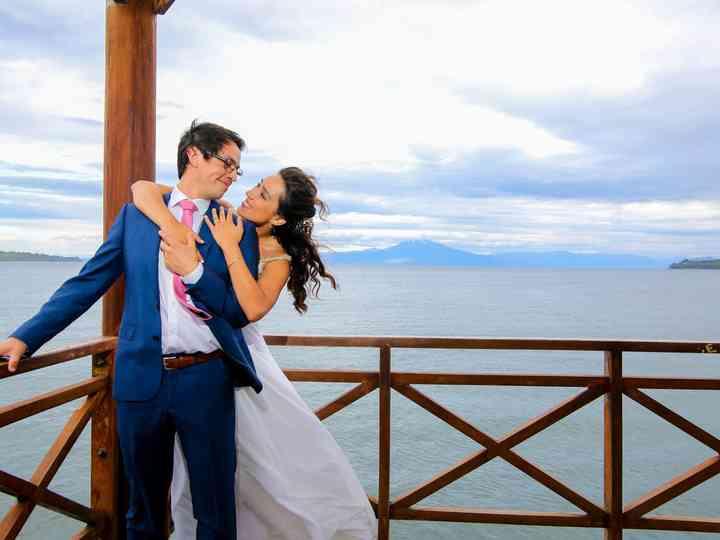 El matrimonio de Daniela y Gerardo