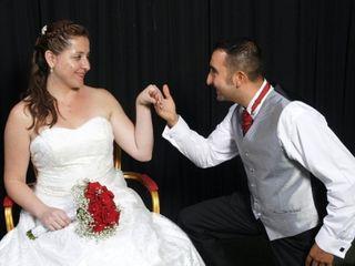 El matrimonio de Yasna y Eduardo