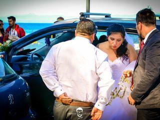 El matrimonio de Victoria   y Emmanuel 1