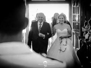 El matrimonio de Victoria   y Emmanuel 2