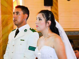 El matrimonio de Victoria   y Emmanuel