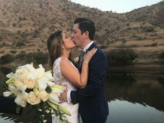 El matrimonio de Charlotte  y Freddy  2