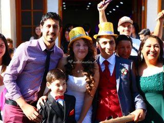 El matrimonio de Consuelo y Rodrigo 2