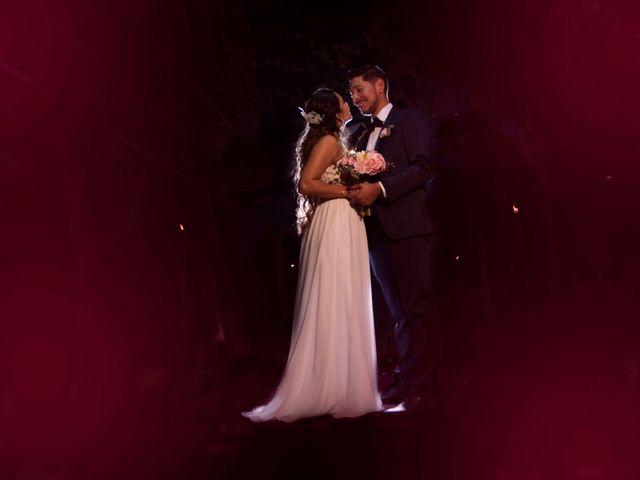 El matrimonio de Joceline y Pablo