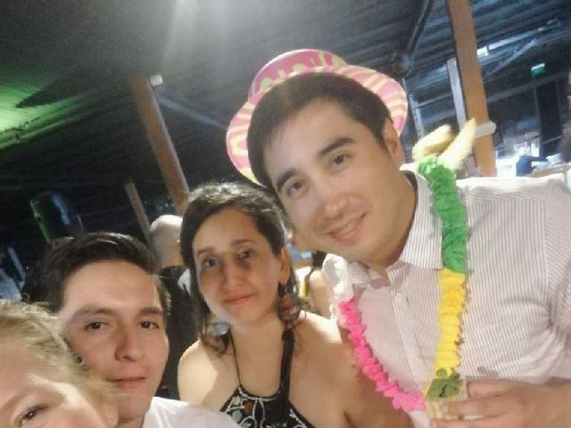 El matrimonio de Freddy  y Charlotte  en Colina, Chacabuco 8