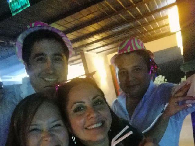 El matrimonio de Freddy  y Charlotte  en Colina, Chacabuco 9