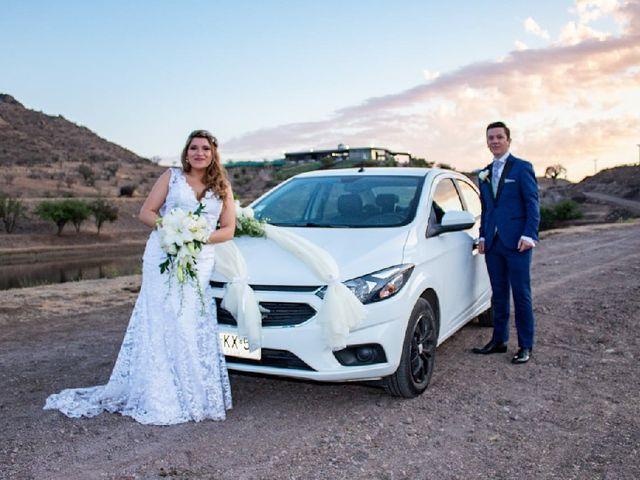 El matrimonio de Freddy  y Charlotte  en Colina, Chacabuco 2