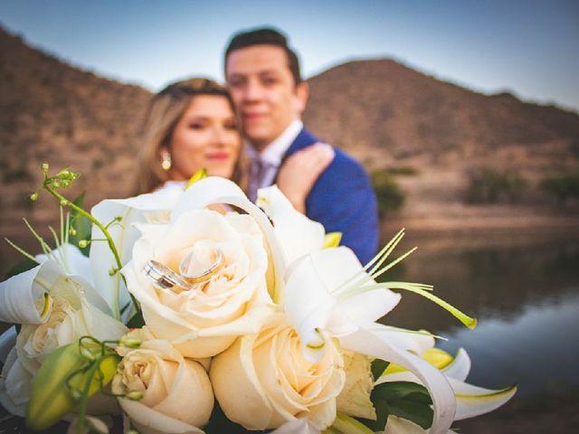 El matrimonio de Freddy  y Charlotte  en Colina, Chacabuco 10