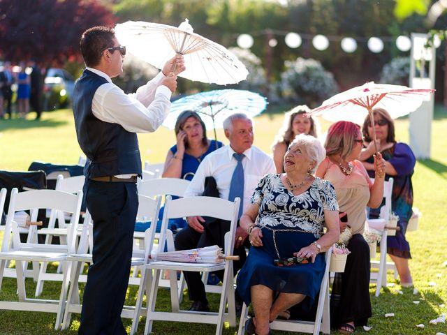 El matrimonio de Keylin y Mauricio en Talagante, Talagante 13