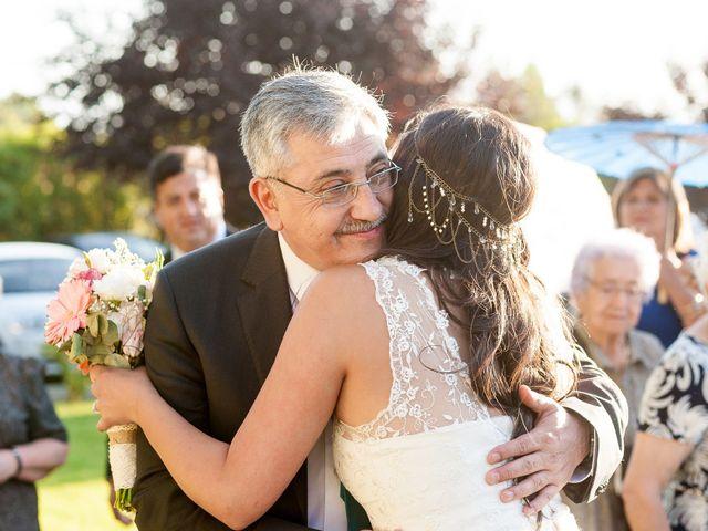El matrimonio de Keylin y Mauricio en Talagante, Talagante 16
