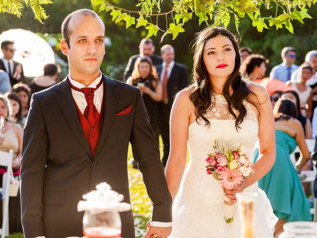 El matrimonio de Keylin y Mauricio en Talagante, Talagante 17