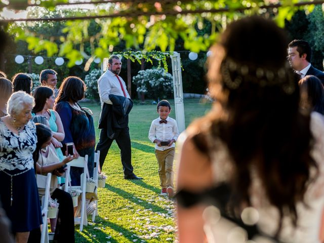 El matrimonio de Keylin y Mauricio en Talagante, Talagante 19