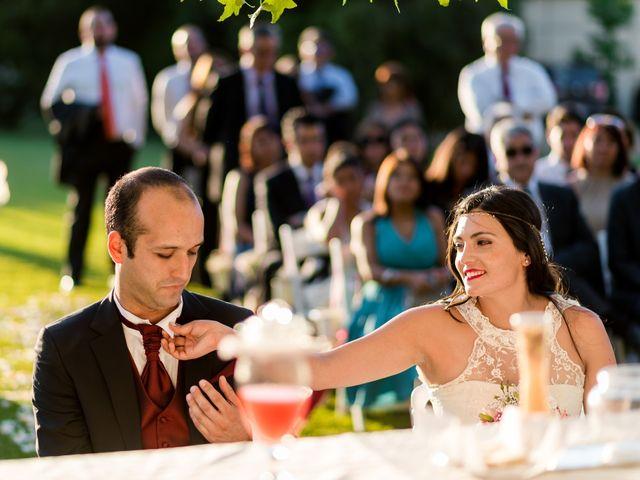 El matrimonio de Mauricio y Keylin