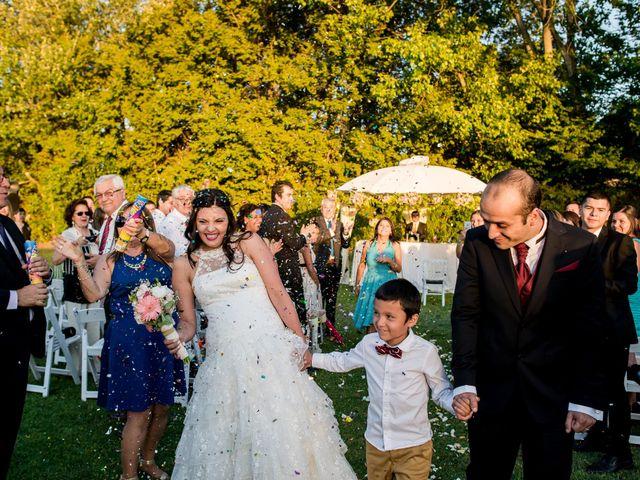 El matrimonio de Keylin y Mauricio en Talagante, Talagante 28