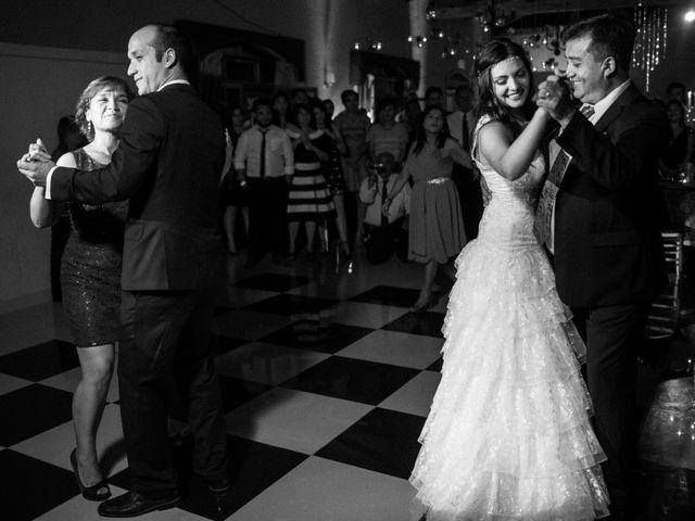 El matrimonio de Keylin y Mauricio en Talagante, Talagante 35
