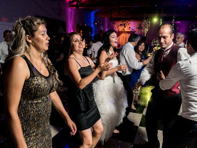 El matrimonio de Keylin y Mauricio en Talagante, Talagante 40